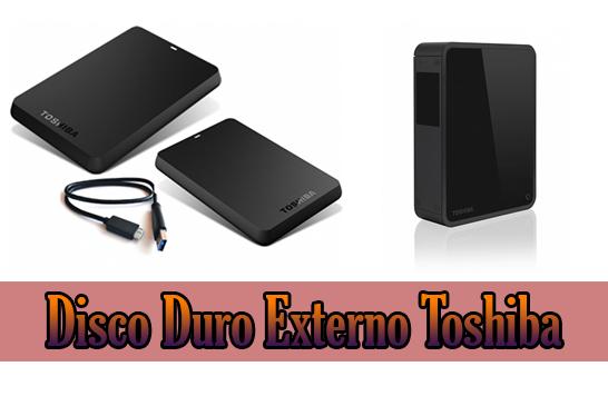 Disco duro externo Toshiba
